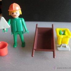 Playmobil: FAMOBIL. OBRERO CONSTRUCCIÓN. REF. 3312. Lote 55893128