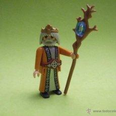 Playmobil: PLAYMOBIL DRUIDA, MAGO, HECHICERO. Lote 107290103
