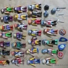 Playmobil: PLAYMOBIL LOTE SOLDADOS MEDIEVALES MEDIEVAL. Lote 53685760