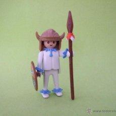 Playmobil - Playmobil Antiguo guerrero indio, click, western - 53688250