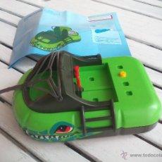 Playmobil: PLAYMOBIL. LANCHA, AERO DESLIZADOR. DE LA REF. 4446. Lote 53722278