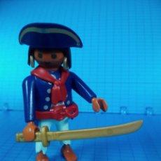 Playmobil: PLAYMOBIL PIRATA MUÑECO PENDIENTES SABLE CHICO CLICK PLAYMOVIL. Lote 53904131