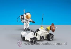 Playmobil figura astronauta con coche lunar esp comprar for Nave espacial playmobil