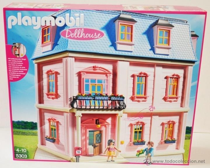 Playmobil mansion casa romantica victoriana ros comprar for Mansion de playmobil