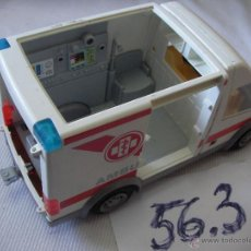 Playmobil: AMBULANCIA PLAYMOBIL. Lote 54015759
