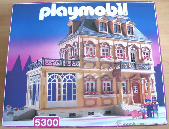 Playmobil apreciada casa victoriana victoriano comprar for La casa de playmobil