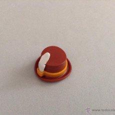 Playmobil: PLAYMOBIL SOMBRERO PLUMAS OESTE WESTERN INDIOS POBLADO INDIO VARIOS PIEZAS. Lote 103765102