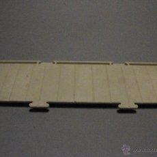 Playmobil: PLAYMOBIL SUELO ALARGADO CASA BANCO 3422 EDIFICIOS OESTE WESTERN PRIMERA EPOCA PIEZAS. Lote 54465755