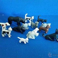 Playmobil: PERROS Y GATOS. Lote 54477180