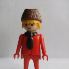 Playmobil: PERSONAJE PLAOMOBIL AÑO 1974 -SE MANDA TAL CUAL ESTA LA FOTO. Lote 54647009