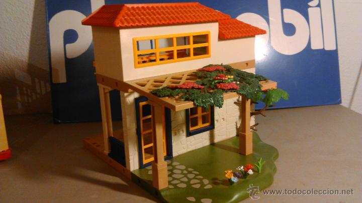 Lote casa verano ref 4857 medieval diorama west comprar for Casa playmobil precio