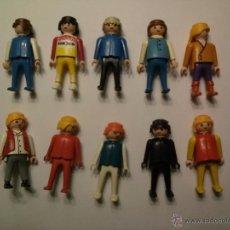 Playmobil: LOTE 10 FIGURAS PLAYMOBIL MOD. 24. Lote 54724640