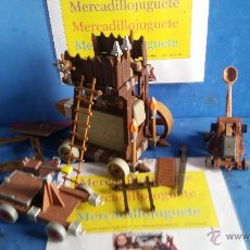 Playmobil: LOTE DE ANTIGUAS CATAPULTAS PLAYMOBIL. Lote 54739500