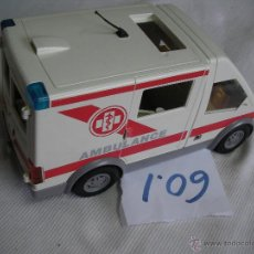 Playmobil: AMBULANCIA PLAYMOBIL. Lote 54752601