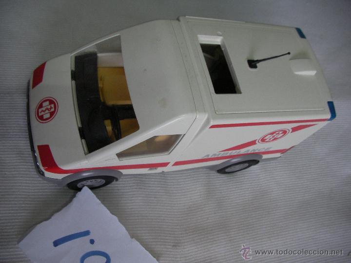 Playmobil: AMBULANCIA PLAYMOBIL - Foto 2 - 54752601