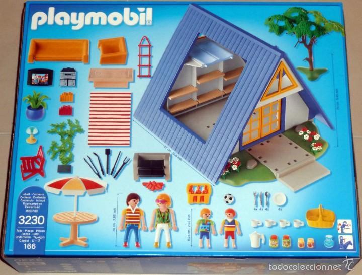 Casa de vacaciones de playmobil ref 3230 comprar for Casa moderna de lujo playmobil