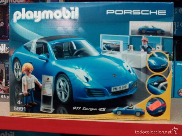 playmobil porsche targa 5991 vendido en venta directa. Black Bedroom Furniture Sets. Home Design Ideas