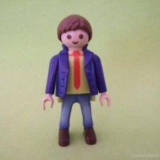 Playmobil: PLAYMOBIL NOVIO, PADRINO, INVITADO DE BODA, VENDEDOR COMERCIAL. Lote 55798187