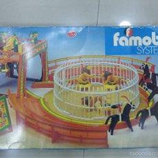 Playmobil: ANTIGUO CIRCO CLIKS FAMOBIL SYSTEM EN SU CAJA ORIGINAL - AÑO 1974 - REF. 3194. Lote 55891711