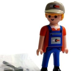 Playmobil: EXCEPCIONAL MECANICO PLAYMOBIL. Lote 55912681