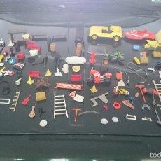 Playmobil: LOTE FIGURAS ACCESORIOS PLAYMOBIL- VARIOS MODELOS. Lote 55931307