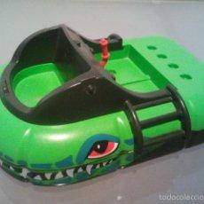 Playmobil: PLAYMOBIL RESTOS DESGUACE HOVERCRAFT LANCHA AERODESLIZADOR -AG2 .. Lote 56103152