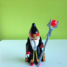 Playmobil: EXCEPCIONAL HECHICERO PLAYMOBIL. Lote 56136787