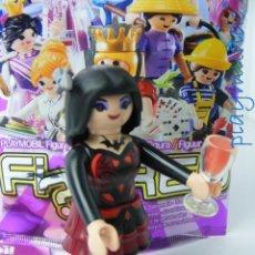 Playmobil: EXCEPCIONAL VAMPIRESA PLAYMOBIL. Lote 105131650