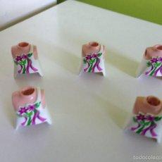 Playmobil: EXCEPCIONAL LOTE TORSOS PLAYMOBIL. Lote 56144383