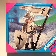 Playmobil: PLAYMOBIL SPECIAL 4625 CRUZADO ABANDERADO TEUTON CAJA NUEVA A ESTRENAR. Lote 56158299