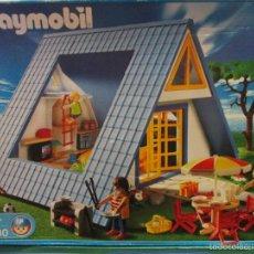 Playmobil: PLAYMOBIL-REF-3230-CASA DE VACACIONES-CAMPO-PLAYA-CON INSTRUCCIONES. Lote 56267281