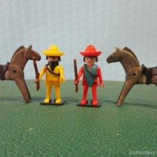 Playmobil: PLAYMOBIL-REF-3343-VINTAGE-MEXICANO-OESTE- AÑOS 70 (MANOS FIJAS). Lote 56290965