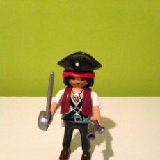 Playmobil: EXCEPCIONAL FIGURA PIRATA PLAYMOBIL. Lote 56469942