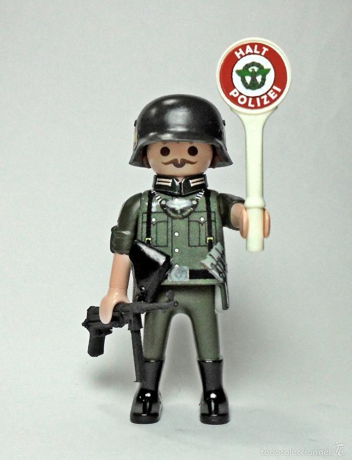 Playmobil custom serie guerra mundial feldg comprar for Playmobil segunda mano