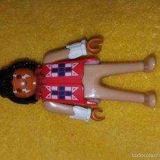 Playmobil: PLAYMOBIL FIGURA INDIO / MUÑECO PLAYMOBIL INDIO. Lote 56560204