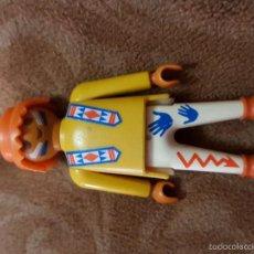 Playmobil: PLAYMOBIL MUÑECO INDIO / FIGURA PLAYMOBIL INDIO. Lote 56560546