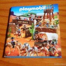 Playmobil: CATALOGO DE FIGURAS PLAYMOBIL 2012.. Lote 56587525