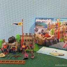 Playmobil: PLAYMOBIL-REF-4133-SUPER SET 4133 CON CAJA ORIGINAL COMPLETO.. Lote 56634116