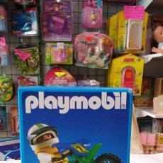 Playmobil: PLAYMOBIL MOTO CROSS ENDURO REF.3301 AÑO 1990.NUEVO EN CAJA SELLADA FÁBRICA.. Lote 128109775