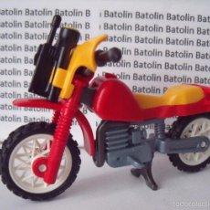 Playmobil: PLAYMOBIL MOTO DE CROSS. Lote 75017681