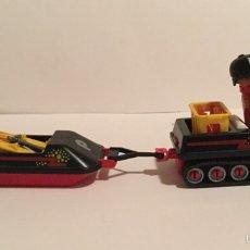 Playmobil: MOTO NIEVE PLAYMOBIL. REF. 3694. Lote 56701880