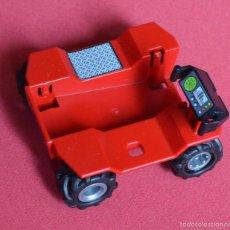 Playmobil - DESGUACE DE COCHE - VEHICULO PLAYMOBIL - 4 RUEDAS - 56972377