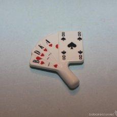 Playmobil: PLAYMOBIL MEDIEVAL BARAJA DE CARTAS. Lote 172076363