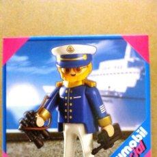 Playmobil: PLAYMOBIL SPECIAL 4642 CAPITÁN DE CRUZERO ESPECIAL CAJA SIN ABRIR NUEVO. Lote 158868194