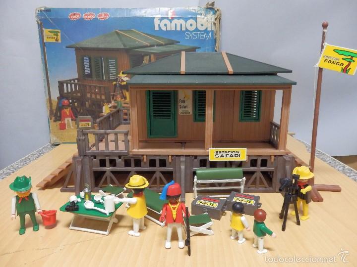 Casa safari famobil expedici n congo 3433 comprar for Casa playmobil precio