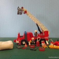 Playmobil: PLAYMOBIL -REF-3182-CAMION DE BOMBEROS- BOMBEROS-CIUDAD. Lote 57406023
