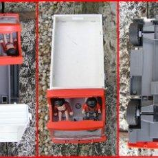 Playmobil: CAMIÓN DE CONSTRUCCIÓN PLAYMOBIL Nº 5283....DE LA COLECCIÓN CITY ACTION...MIDE 28 X11,5 X 14,5 CMS. Lote 57655889