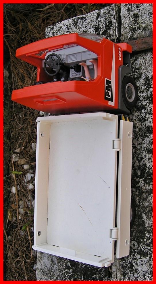 Playmobil: Camión de Construcción Playmobil nº 5283....de la Colección CITY Action...mide 28 X11,5 X 14,5 cms - Foto 4 - 57655889