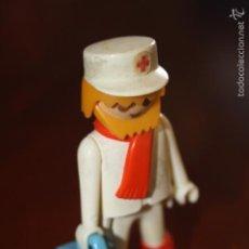 Playmobil: MEDICO PLAYMOBIL 1974 GEOBRA CLICK FAMOBIL 1ª GENERACIÓN. Lote 57662632