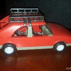 Playmobil: COCHE ROJO DE PLAYMOBIL AÑO 1986. Lote 57841115